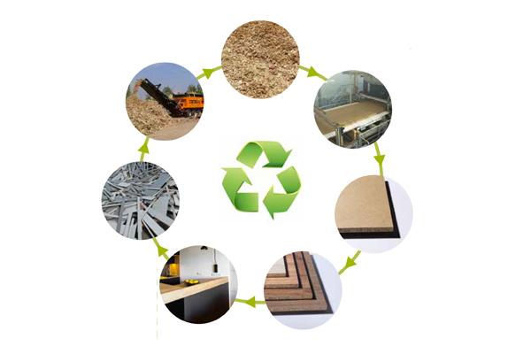 Recykling niesie same korzyści